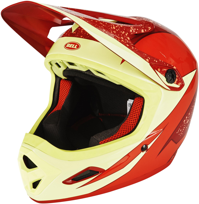 cd54297bfda Bell Transfer-9 Bike Helmet yellow red at Bikester.co.uk